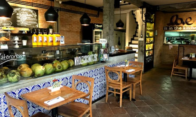 Watercress Cafe Ubud