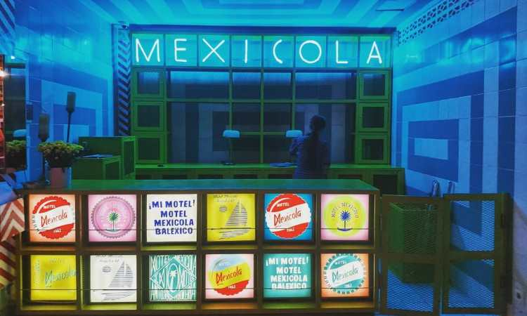 Motel Mexicola Beach Club